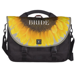 Sunflower Gifts Laptop Commuter Bag