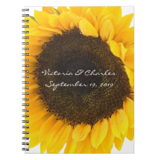 Sunflower Gifts Notebooks