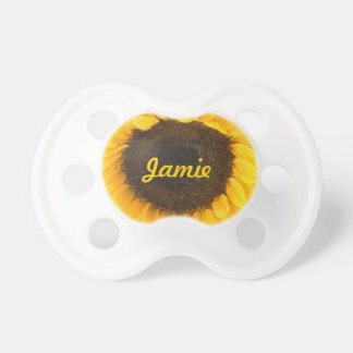 Sunflower Gifts Pacifier