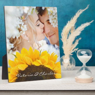 Sunflower Gifts Plaque