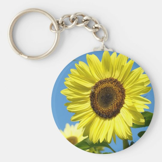 SUNFLOWER GIFTS Sun Flowers Keychains Floral