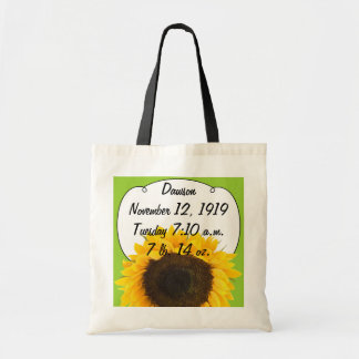 Sunflower Gifts Tote Bag
