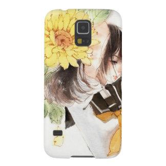 sunflower girl galaxy nexus covers