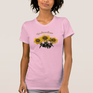 Sunflower Godmother Mothers Day Gifts Tank Top