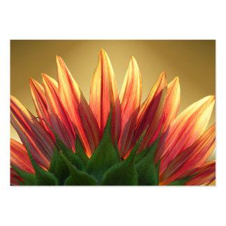 Sunflower gold ~ ATC Large Business Card