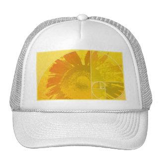 Sunflower Golden Ratio Trucker Hat