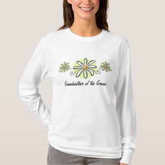 Sunflower Grandmother of Groom T-shirt