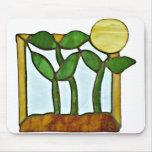 Sunflower Greens Mousepad