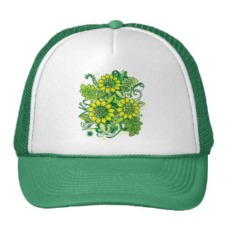 Sunflower_Growth Gorro