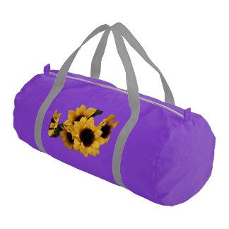 Sunflower Gym Bag