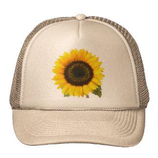 Sunflower Mesh Hats