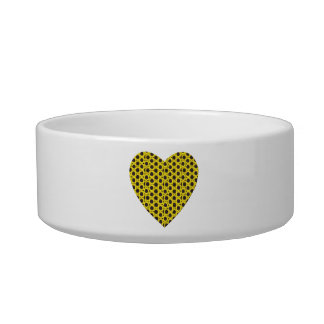 Sunflower Heart Bowl