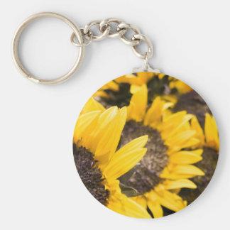 Sunflower heaven keychains
