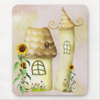 SUNFLOWER HOME MOUSE PAD