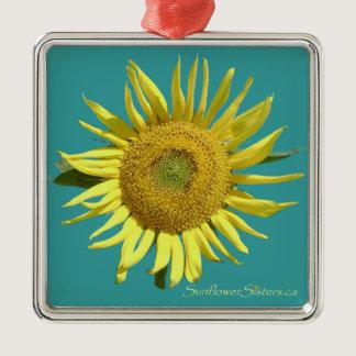 Sunflower Hope Ornament