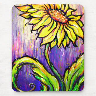 Sunflower I Mouse Pad