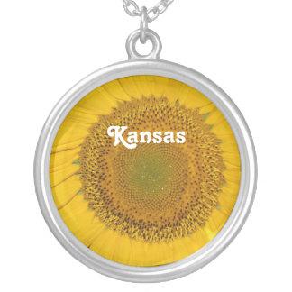 Sunflower in Kansas Custom Jewelry