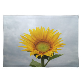 Sunflower in the Sky Cloth Placemat