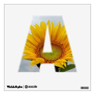 Sunflower in the Sky Room Sticker