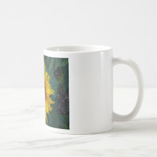 Sunflower in the Spring Coffee Mugs