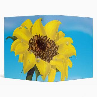 Sunflower in the Sunshine Binder