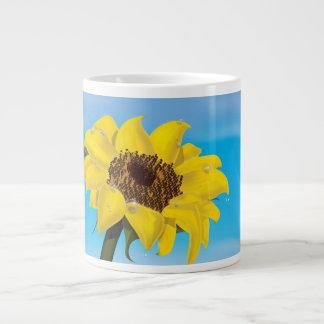 Sunflower in the Sunshine Large Coffee Mug