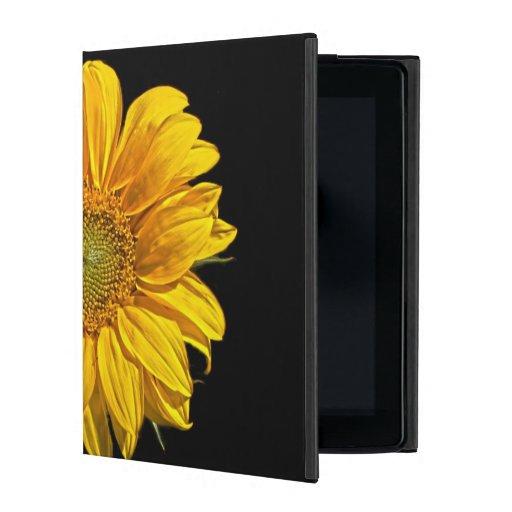 Sunflower ipacn iPad case