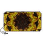 Sunflower Kaleidoscope Speaker
