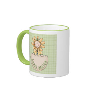 Sunflower Kids Egg Ringer Mug