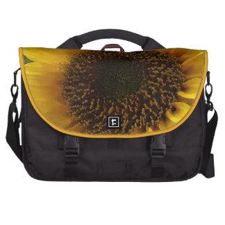 Sunflower Laptop Computer Bag