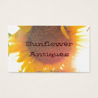 Sunflower Light Business Card