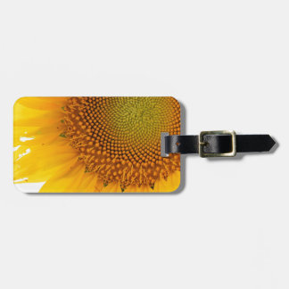 Sunflower Tags For Bags