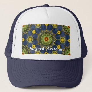 Sunflower Mandala Array Hat