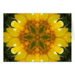 Sunflower Mandala Cards