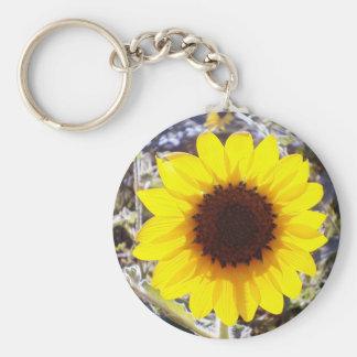 Sunflower Meadow Keychains
