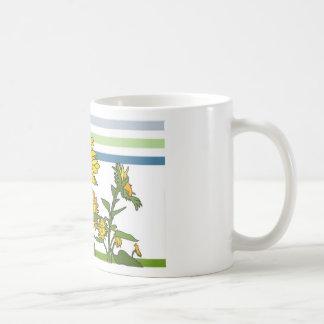 Sunflower + Modern + Stripes Mugs