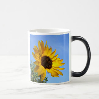 Sunflower Morning! Magic Mug