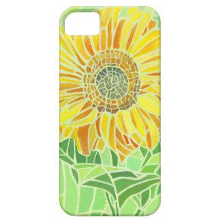 Sunflower Mosaic iPhone 5 Case-Mate ID