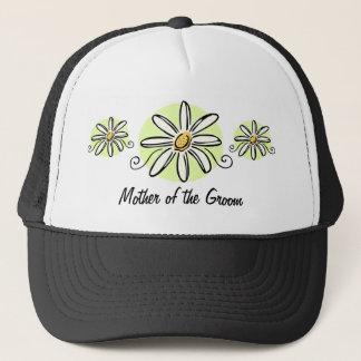 Sunflower Mother of Groom Hat