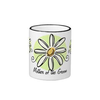 Sunflower Mother of Groom Mug