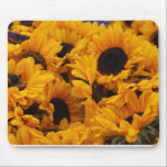 "Sunflower Mouse Pad<br><div class=""desc"">A cheerful sunflower mouse pad.</div>"