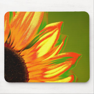 Sunflower Mouse Pad