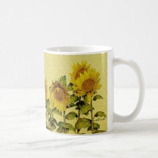 Sunflower Mug mug