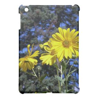 Sunflower N Pine iPad case