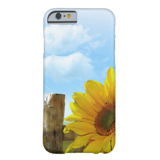 Sunflower Nature Beauty Barely There iPhone 6 Case