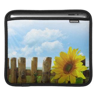 Sunflower Nature Beauty iPad Sleeve