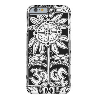 Sunflower Ohm Barely There iPhone 6 Case
