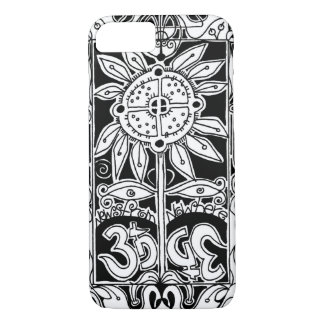 Sunflower Ohm iPhone 7 Case