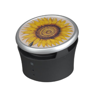Sunflower or Helianthus Bluetooth Speaker