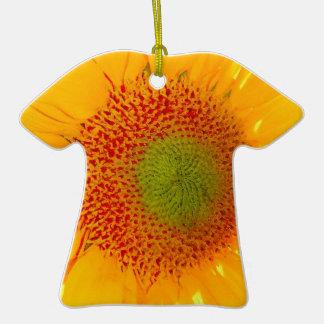 Sunflower Christmas Tree Ornament
